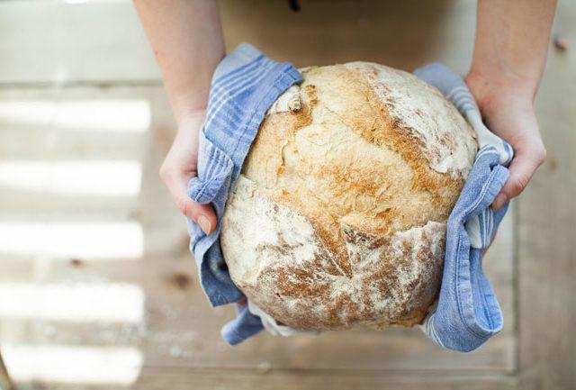 趣味のパン作り