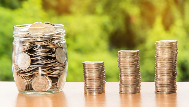 お金、収入のイメージ写真