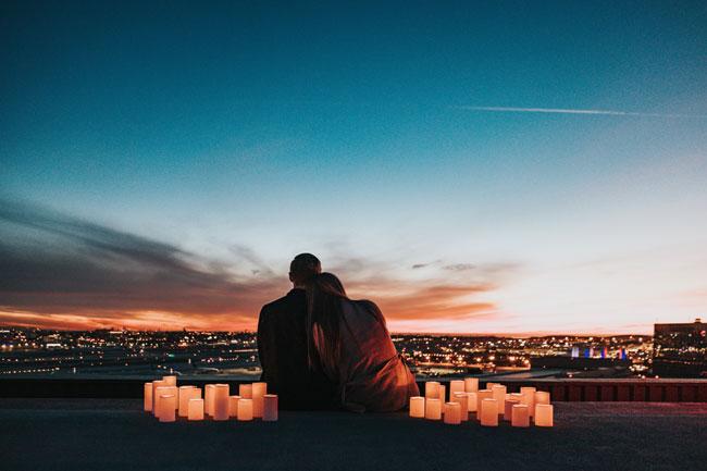 夜景が綺麗な場所